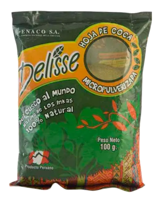 Delisse Coca Tea Powder-100g