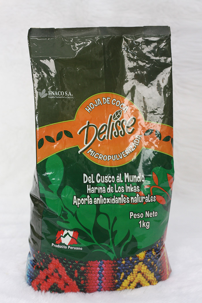 Delisse Coca Tea Powder 1kg