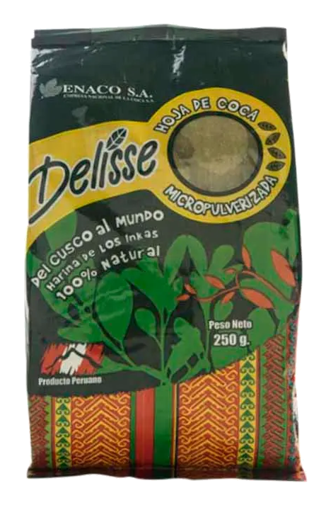 Delisse Coca Tea Powder-250g