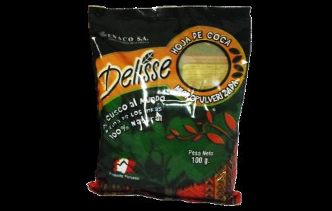 Delisse Coca Tea Powder-100g