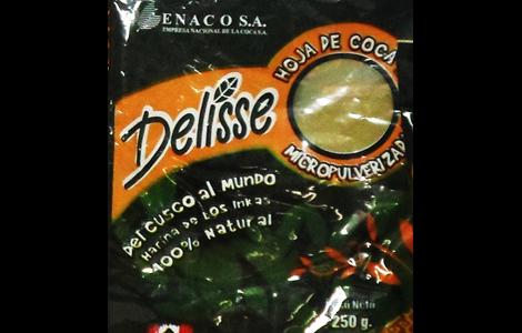 Delisse Coca Tea Powder-250g