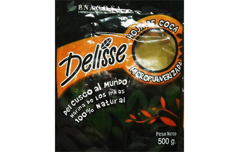 Delisse Coca Tea Powder-500g