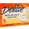 Delisse Coca Tea Bags - Pack of 25 Delisse Coca Tea Bags