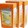 Delisse Coca Tea Bags - 3-Pack of 100 Delisse Coca Tea Bags (Total 300 Bags)